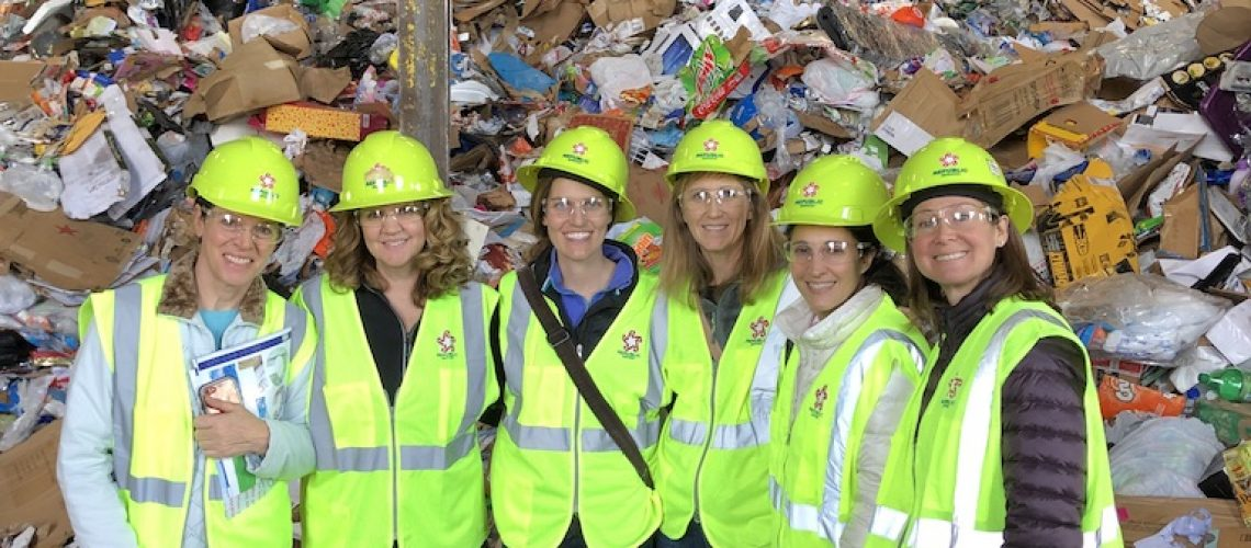 Learn about how to recycle right in Mecklenburg County by watching Laurie Martin on Charlotte Today. (December 2019)
